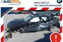 Szkody Całkowite / Pojazdy z poważnymi uszkodzeniami, szkody całkowite