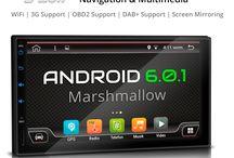 ANDROID 6.0.1 QUAD-CORE AUTORADIO