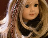 AG Hair Apparel / Decorations for American Girl Hair / by Judy Hart