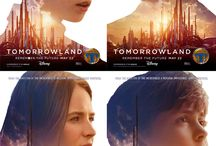 "Tomorrowland / Tomorrowland (subtitled A World Beyond in some regions) is a 2015 American science-fiction mystery adventure film, directed and co-written by Brad Bird. In the film, a disillusioned genius inventor (Clooney) and a teenage science enthusiast (Robertson), embark to an ambiguous dimension known as ""Tomorrowland"", where their actions directly affect the world and themselves."