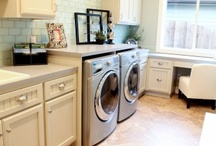 LAUNDRY ROOM / by Kayli Wall