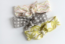 Baby girl head bands / by Candy Graehl