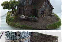 Miniature house&Doll house