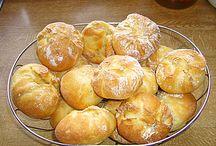 Kartoffelbrötchen