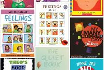 Managing Emotions Picture Books