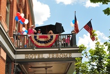 Hotel Jerome July 4th