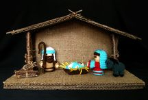 Nativity scene / by David Robinson