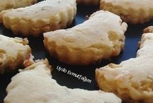 kuru kayısı cevizli kurabiye