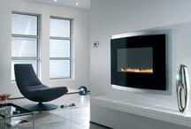 fireplace ideas / by Deneen Yonts-Wood