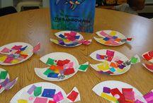 Book Buddies / Activities based on children's books