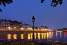 Paris in the midnight