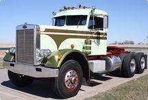 Caminhões e derivados / Gigantes da estrada