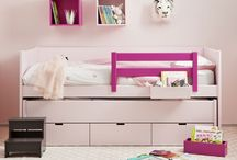 Junior Bedrooms / Shanael has selected the best junior beds which offer you a good quality, a large choice of colours from trendy to traditional designs.
