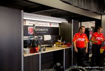 Andretti Autosport Garage / by The Stow Company