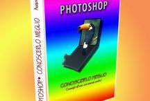 Photoshop / Fotoritocco, manipolazione immagini, design, architettura