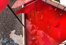 OPEN HOUSE ROMA 2013_Farfalle Metropolitane / Installazione 'FARFALLE METROPOLITANE' a cura della Galleria 'Come se' e di M.Pasquali, ass.Linaria. 4-5 Maggio2013 - Via dei Bruzi, Roma.