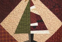 christmas - blocks and p-piecing / by Gil