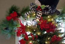 Holiday decor / by MyNeed2Craft by Terri Deavers