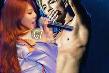 Kim and TaeYang
