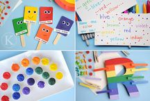 ART and CRAFTS to do w/  kids