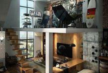 Spaces & Room Ideas