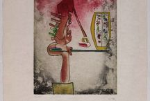 Roberto Sebastian Matta Prints