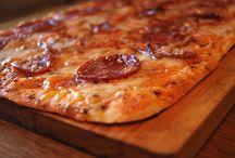 Paste/ Pizza / by Ioana Paunovici