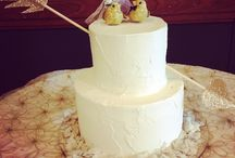 Our wedding cakes / This is a compilation of all our wedding cakes! We welcome additions from potential brides to our Inspiration board.
