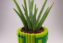 Lego Dekoracje mieszkanie