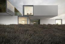 açılı ev