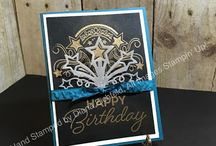 Birthday Blast Stampin Up