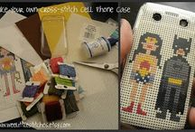 needle work / needle work / by Molly Crews