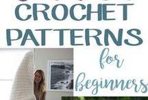 Easy Crochet Patterns Miscel