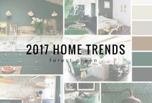 trend home green 2017 2018