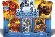 "Skylanders We OWN! / Do NOT buy these. This is just a reference so you know what we already have.  Please ensure they are compatible ""Skylanders: Spyro's Adventure"" for Wii. / by The Wills"