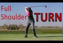 Full Shoulder turn