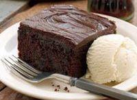 Coca Cola Chocolate Cake