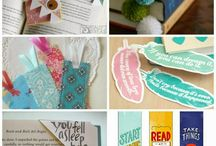 Bookmarks ideas