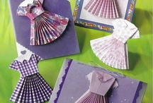 Origami cards and ideas