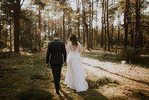 wedding forest photo