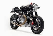 All things Moto-cool, cafe racers, sports cars, classic bike & cars
