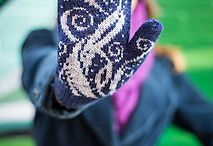 Фотографии варежек / Идеи, как сфотографировать варежки | Ideas how to photograph mittens