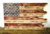 Fourth of July DIY Decor / Be independent with patriotic DIY home decor