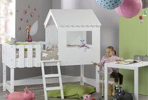 Un jour elle aura une chambre! / Idées pour une chambre d'enfant