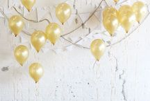 New Years Celebrations / Party, fashion, and food ideas for ringing in the new year!