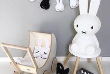 baby room inspirasjon