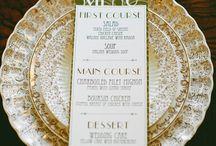 Great Gatsby wedding / Themed wedding  / by Meghan Schwartz