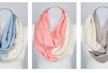 Stunning Scarves / Women's accessories  / by K.T. Collections