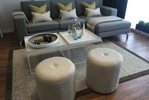 Lucyb home - Caravel Court, Shoreham by Sea - Showhomes, Interiors, Styling