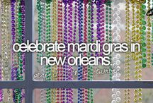 Mardi Gras / by Stacy Cashio